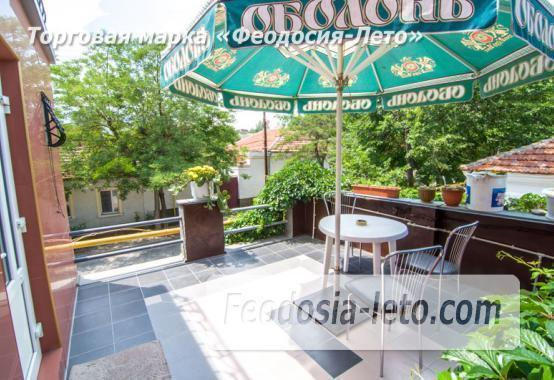 Частная мини гостиница с уютным двором на улице Советская в Феодосии - фотография № 7
