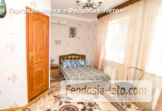 Частная мини гостиница с уютным двором на улице Советская в Феодосии - фотография № 14