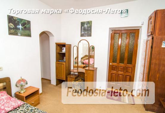 Частная мини гостиница с уютным двором на улице Советская в Феодосии - фотография № 16
