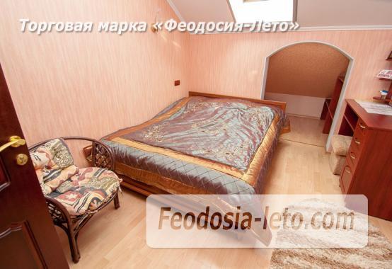 Частная вилла с бассейном на улице Вересаева в Феодосии - фотография № 19