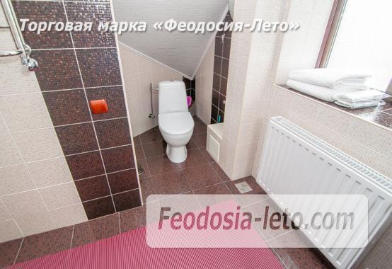 Частная вилла с бассейном на улице Вересаева в Феодосии - фотография № 20