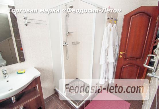 Частная вилла с бассейном на улице Вересаева в Феодосии - фотография № 21