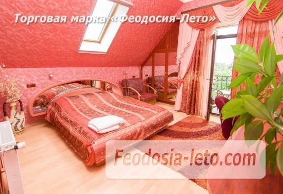 Частная вилла с бассейном на улице Вересаева в Феодосии - фотография № 22