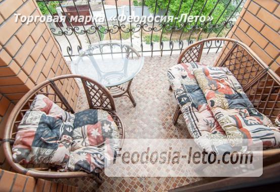 Частная вилла с бассейном на улице Вересаева в Феодосии - фотография № 25