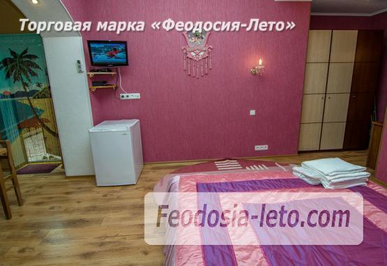 Частная вилла с бассейном на улице Вересаева в Феодосии - фотография № 33