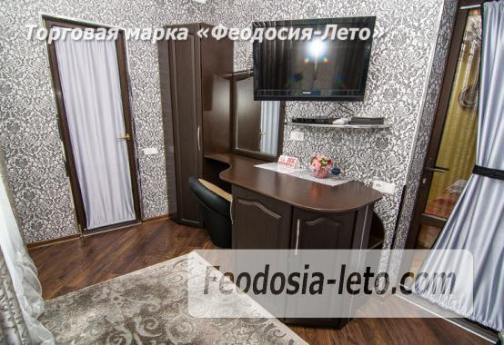 Частная вилла с бассейном на улице Вересаева в Феодосии - фотография № 40