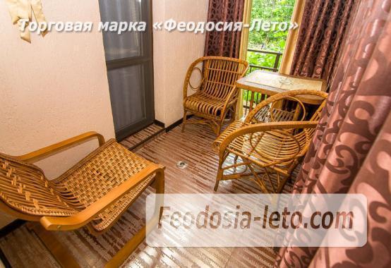 Частная вилла с бассейном на улице Вересаева в Феодосии - фотография № 43