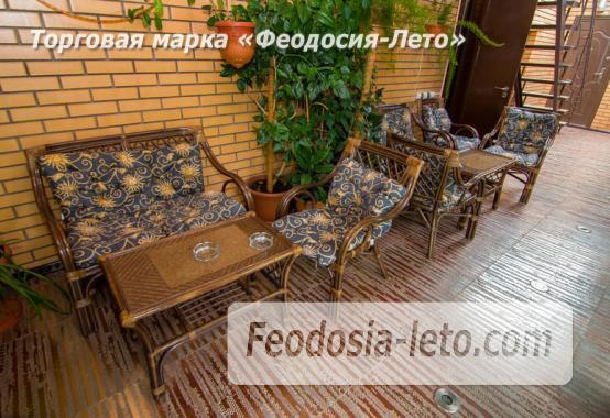 Частная вилла с бассейном на улице Вересаева в Феодосии - фотография № 10