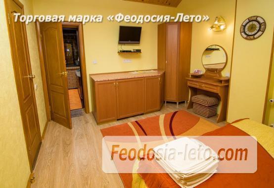 Частная вилла с бассейном на улице Вересаева в Феодосии - фотография № 46