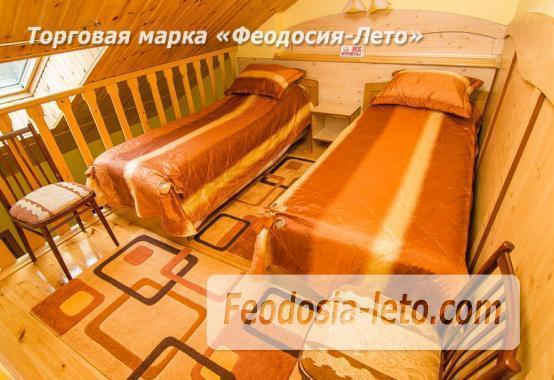 Частная вилла с бассейном на улице Вересаева в Феодосии - фотография № 49