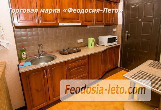 Частная вилла с бассейном на улице Вересаева в Феодосии - фотография № 50