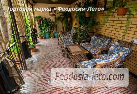 Частная вилла с бассейном на улице Вересаева в Феодосии - фотография № 11