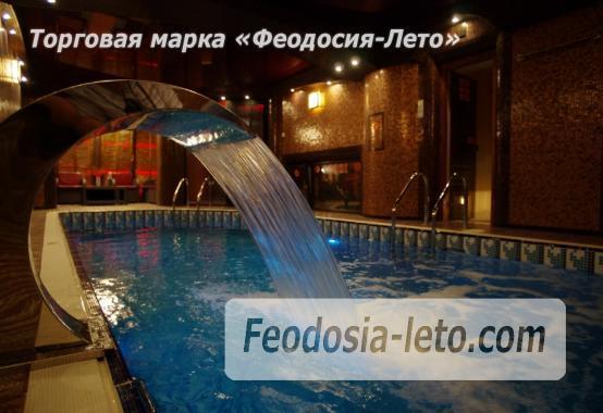 Частная вилла с бассейном на улице Вересаева в Феодосии - фотография № 5