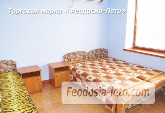 Частный недорогой пансионат на улице Прокопенко в Феодосии - фотография № 3