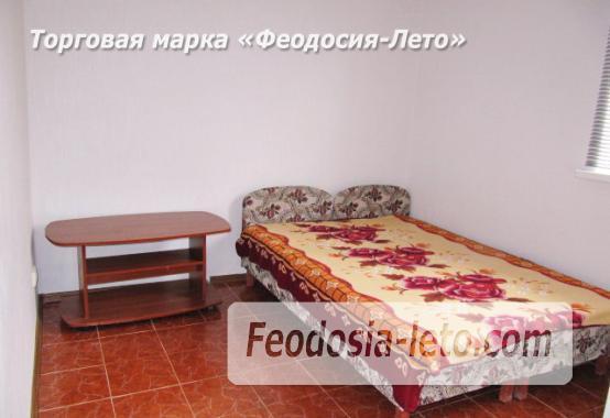Частный недорогой пансионат на улице Прокопенко в Феодосии - фотография № 4
