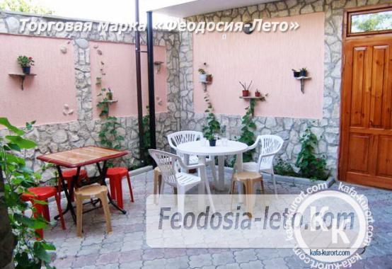 Частный недорогой пансионат на улице Прокопенко в Феодосии - фотография № 2