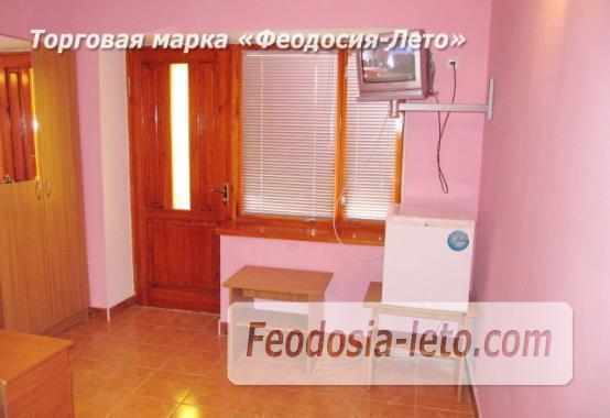 Частный недорогой пансионат на улице Прокопенко в Феодосии - фотография № 6