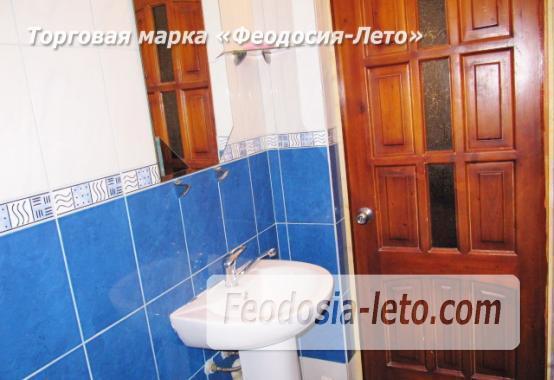 Частный недорогой пансионат на улице Прокопенко в Феодосии - фотография № 9