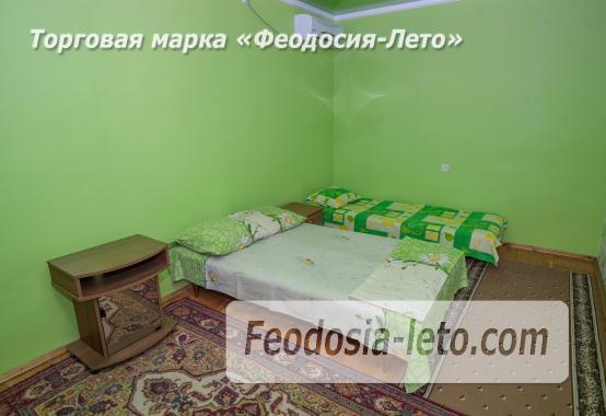 Частный отель в Феодосии рядом со стадионом, улица Чкалова - фотография № 10