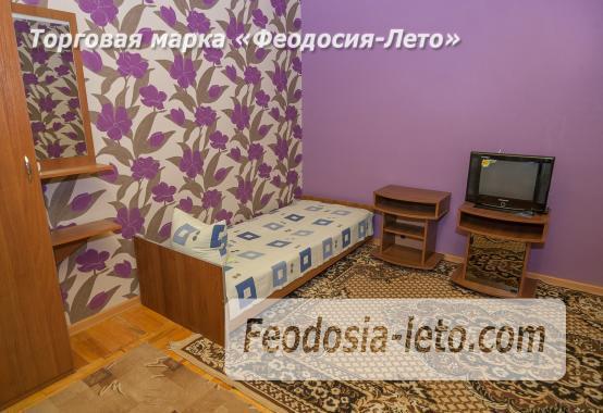 Частный отель в Феодосии рядом со стадионом, улица Чкалова - фотография № 21