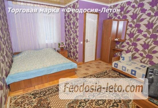 Частный отель в Феодосии рядом со стадионом, улица Чкалова - фотография № 22
