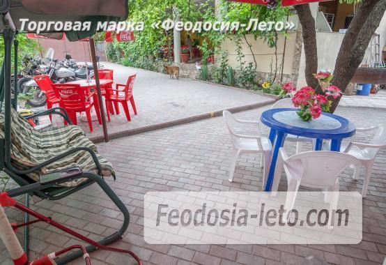 Частный отель в Феодосии рядом со стадионом, улица Чкалова - фотография № 27