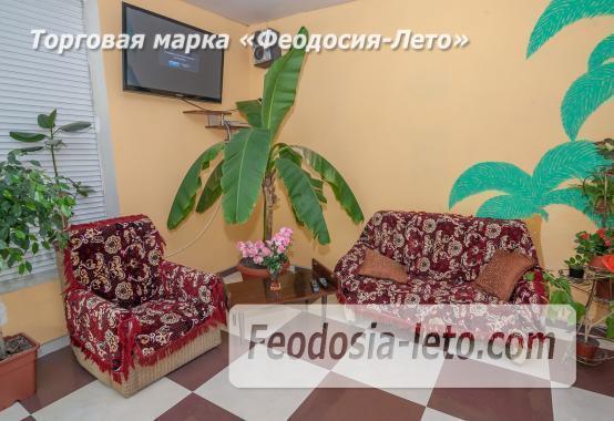 Частный отель в Феодосии рядом со стадионом, улица Чкалова - фотография № 28