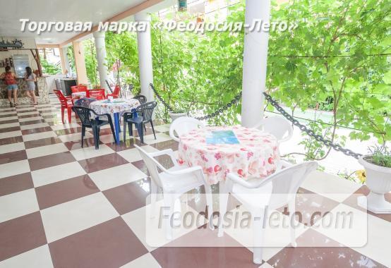 Частный отель в Феодосии рядом со стадионом, улица Чкалова - фотография № 30