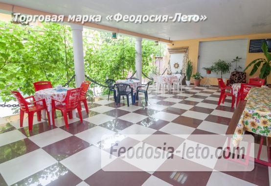 Частный отель в Феодосии рядом со стадионом, улица Чкалова - фотография № 31