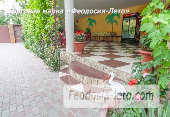 Частный отель в Феодосии рядом со стадионом, улица Чкалова - фотография № 2