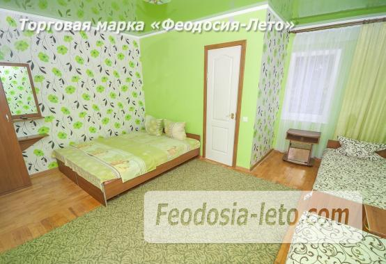 Частный отель в Феодосии рядом со стадионом, улица Чкалова - фотография № 15