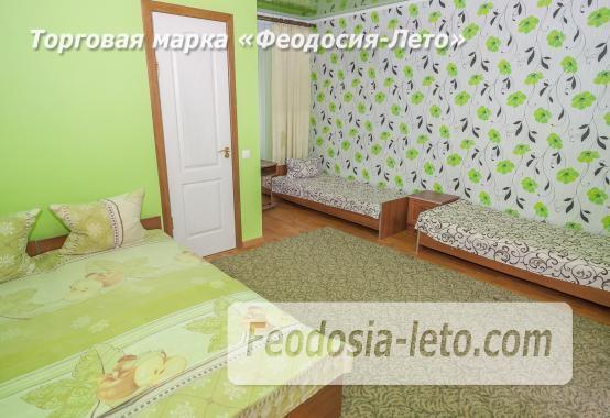 Частный отель в Феодосии рядом со стадионом, улица Чкалова - фотография № 16