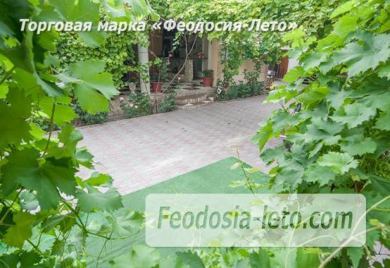 Частный отель в Феодосии рядом со стадионом, улица Чкалова - фотография № 19