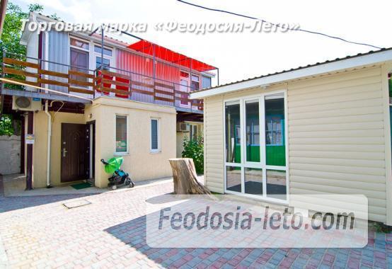 Частный отель в Феодосии в тихом районе на улице Федько - фотография № 1