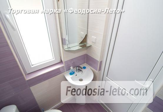 Частный отель в Феодосии в тихом районе на улице Федько - фотография № 7
