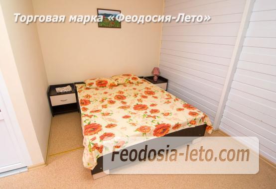 Частный отель в Феодосии в тихом районе на улице Федько - фотография № 8