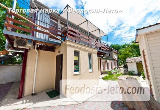 Частный отель в Феодосии в тихом районе на улице Федько - фотография № 17