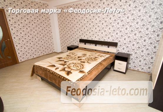 Частный отель в Феодосии в тихом районе на улице Федько - фотография № 2