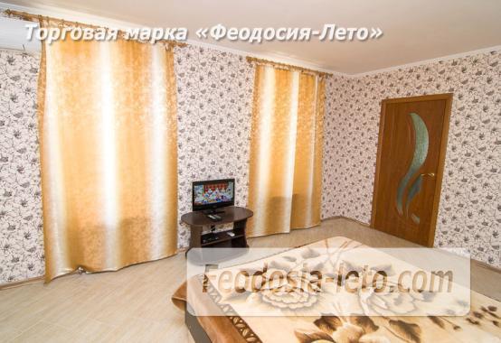 Частный отель в Феодосии в тихом районе на улице Федько - фотография № 3