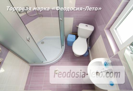 Частный отель в Феодосии в тихом районе на улице Федько - фотография № 6