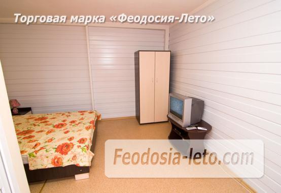 Частный отель в Феодосии в тихом районе на улице Федько - фотография № 9