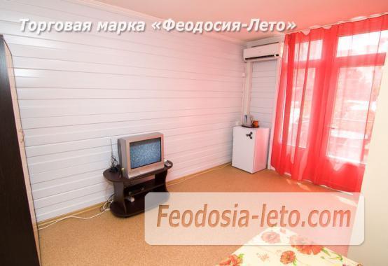 Частный отель в Феодосии в тихом районе на улице Федько - фотография № 10