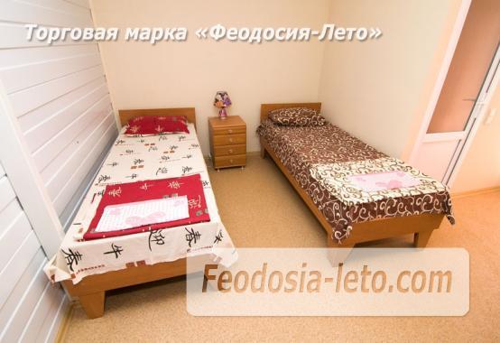 Частный отель в Феодосии в тихом районе на улице Федько - фотография № 11