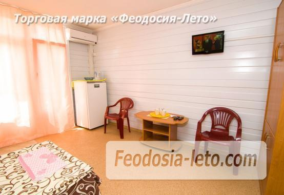 Частный отель в Феодосии в тихом районе на улице Федько - фотография № 12