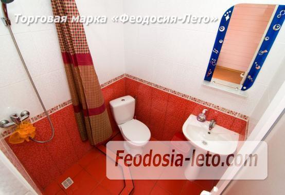 Частный отель в Феодосии в тихом районе на улице Федько - фотография № 13
