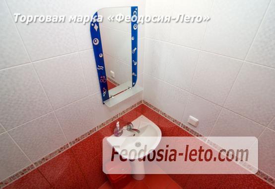 Частный отель в Феодосии в тихом районе на улице Федько - фотография № 14