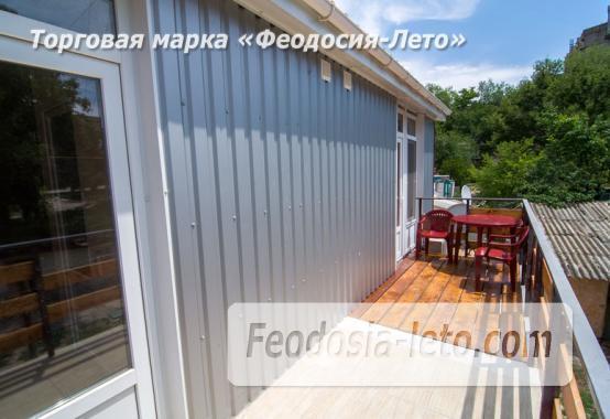 Частный отель в Феодосии в тихом районе на улице Федько - фотография № 15