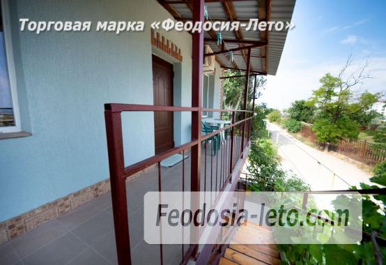 Частный сектор в Феодосии на берегу моря - фотография № 3