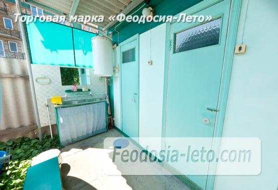 Частный сектор в Приморском на улице Абрикосовая - фотография № 19