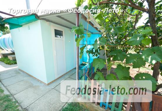 Частный сектор в Приморском на улице Абрикосовая - фотография № 20